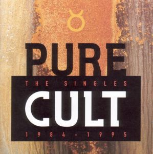 THE CULT, pure cult cover