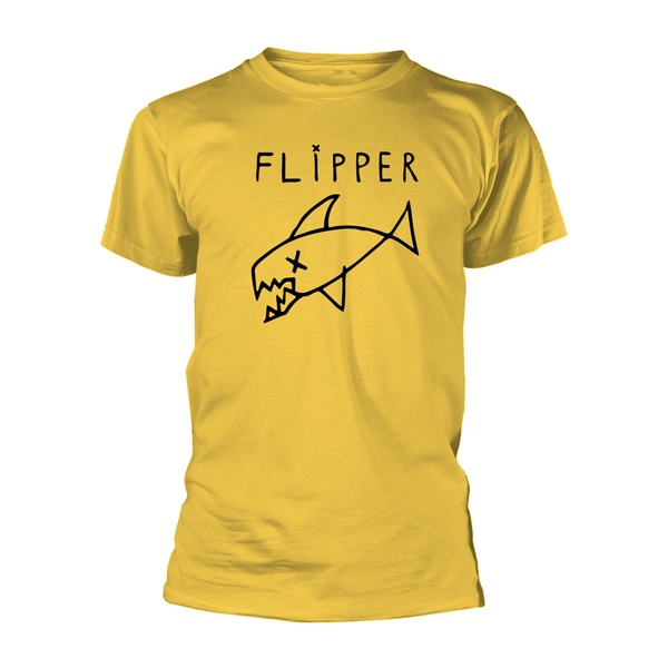 FLIPPER, logo (boy) yellow cover