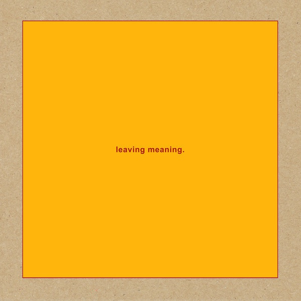 SWANS, leaving meaning cover