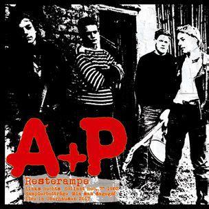 A+P, resterampe cover
