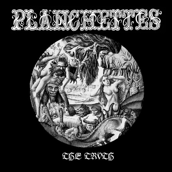 PLANCHETTES, the truth cover