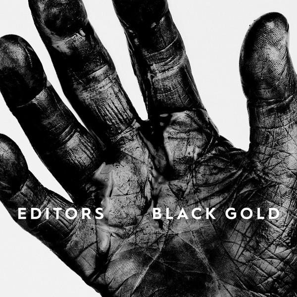 EDITORS, black gold cover