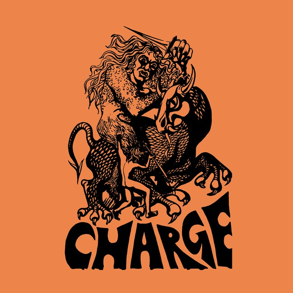 CHARGE, s/t cover