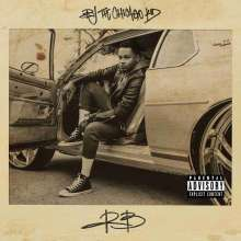 BJ THE CHICAGO KID, 1123 cover