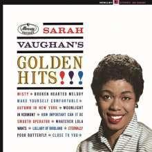 SARAH VAUGHAN, golden hits!!! cover