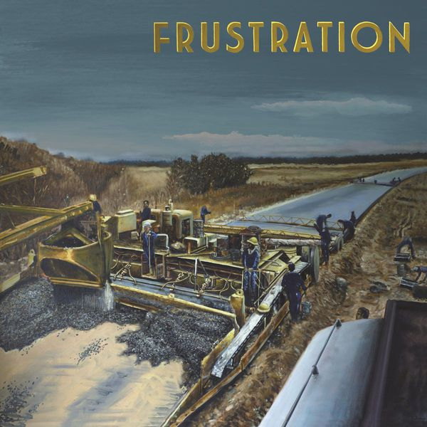 FRUSTRATION, so cold streams cover