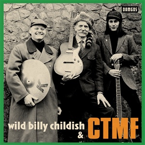 BILLY CHILDISH & CTMF, marc riley session 2019 cover