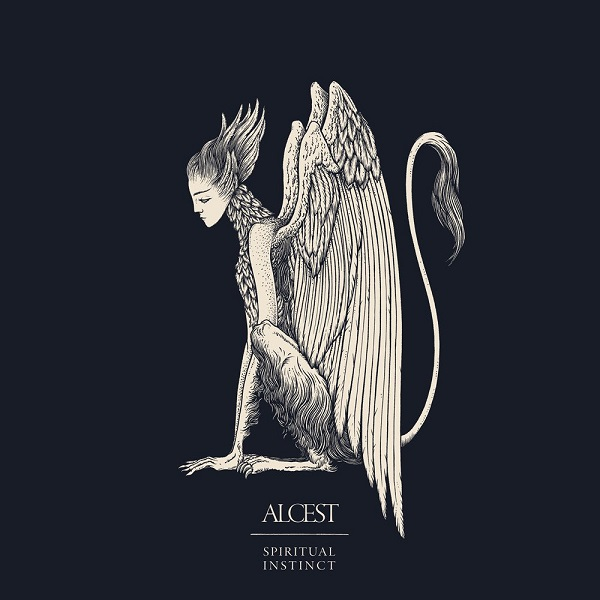 ALCEST, spiritual instinct cover
