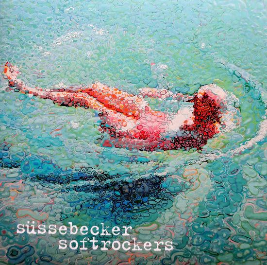 SÜSSEBECKER SOFTROCKERS, s/t cover