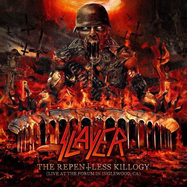 SLAYER, the repentless killogy live cover