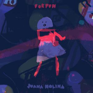 JUANA MOLINA, forfun ep cover