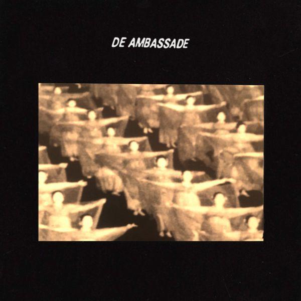 DE AMBASSADE, duistre kamers cover