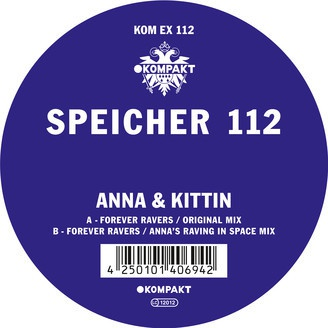 ANNA & KITTIN, speicher 112 cover