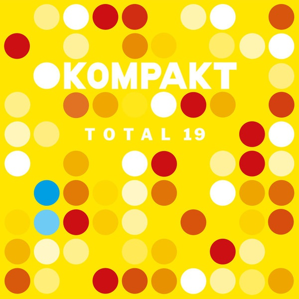 V/A, kompakt total vol. 19 cover