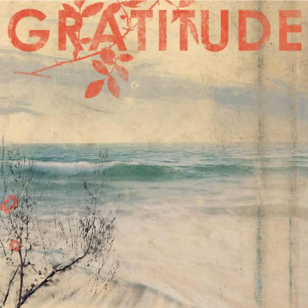 GRATITUDE, s/t cover