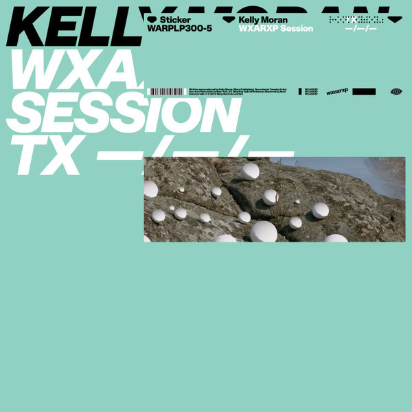 KELLY MORAN, wxaxrxp session cover