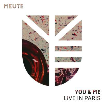 MEUTE, live in paris cover