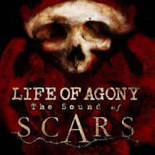 LIFE OF AGONY, the sound of scars cover