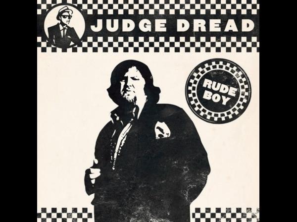 JUDGE DREAD, rudeboy cover