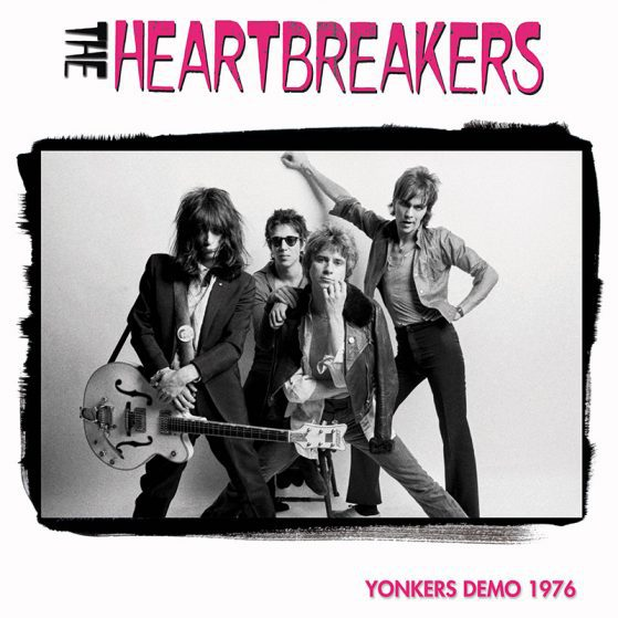 HEARTBREAKERS, yonkers demo +  live.... cover