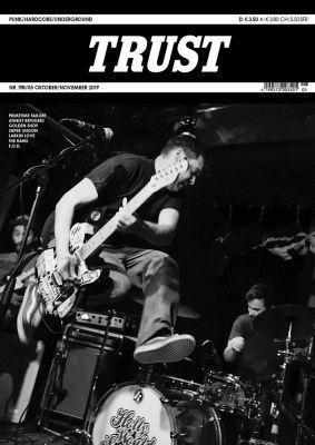 TRUST, # 198 cover