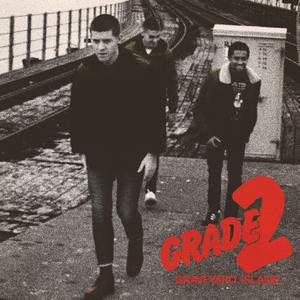 GRADE 2, graveyard island cover
