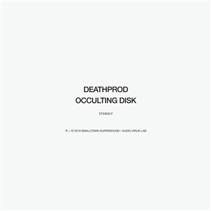 DEATHPROD, occulting disk cover