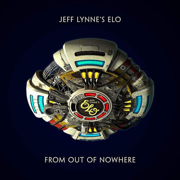 JEFF LYNNE´S ELO, from out of nowhere cover