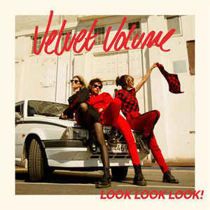 VELVET VOLUME, look look look! cover