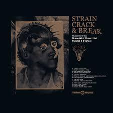 V/A, strain, crack & break cover