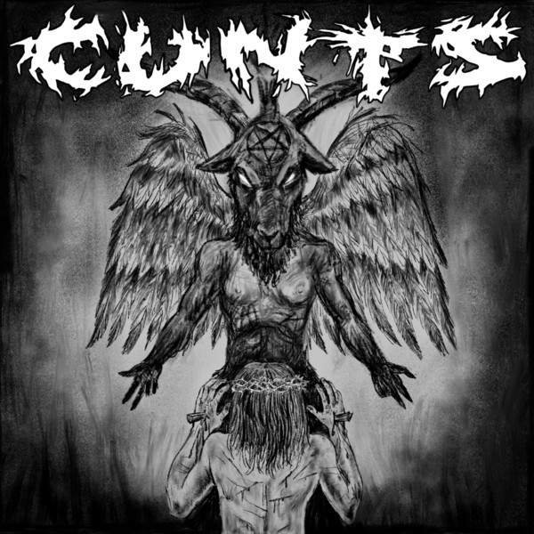 CUNTS, s/t cover