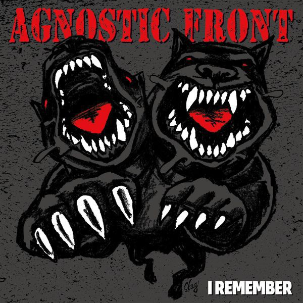 AGNOSTIC FRONT, i remember ep cover