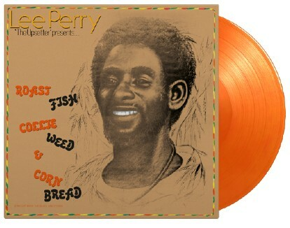 LEE PERRY, roast fish collie weed & corn bread cover