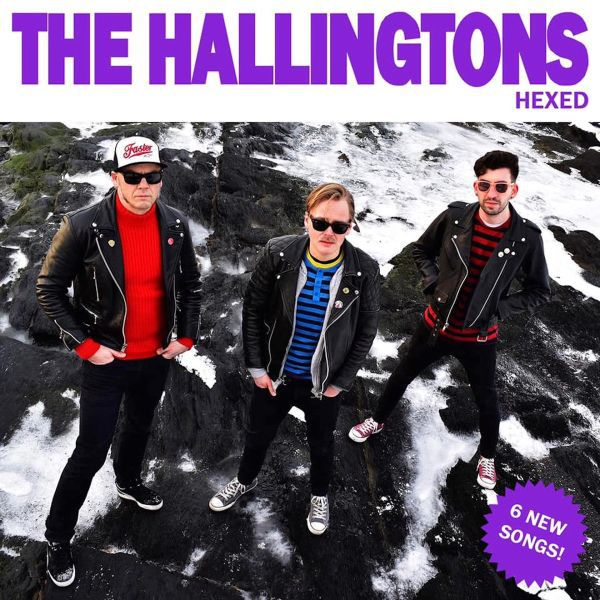 HALLINGTONS, hexed cover