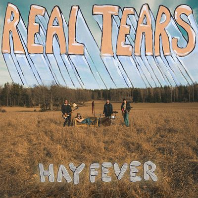 REAL TEARS, hayfever cover