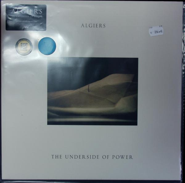 ALGIERS, the underside of power (USED) cover