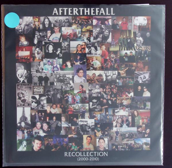 AFTER THE FALL, recollection (USED) cover