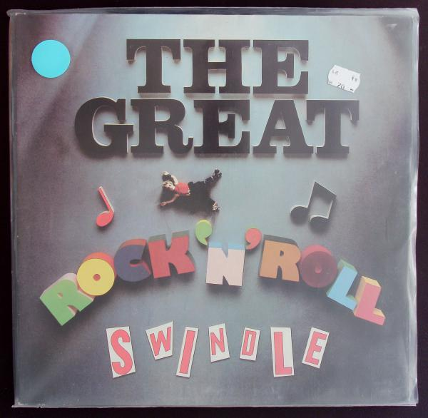 SEX PISTOLS, the great rock `n´ roll swindle (USED) cover