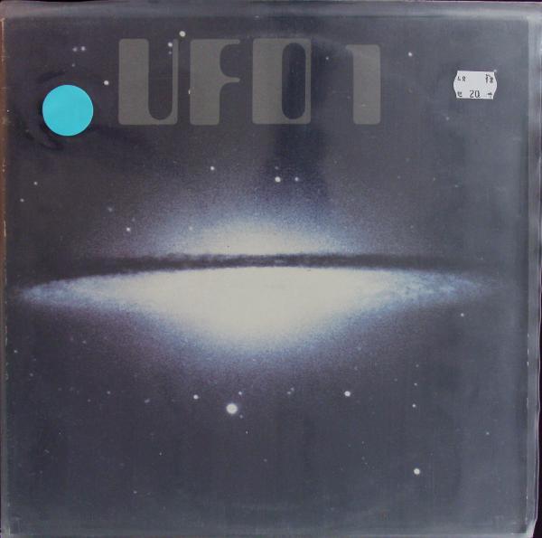 UFO, ufo 1 (USED) cover