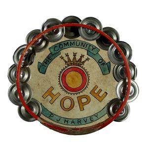 PJ HARVEY, the community of hope cover