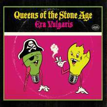 QUEENS OF THE STONE AGE, era vulgaris (2019 reissue) cover