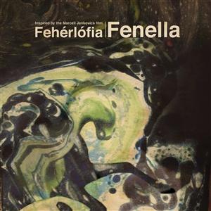 FENELLA, fehérlófia cover