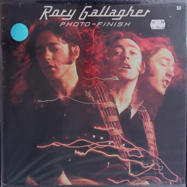 RORY GALLAGHER, photo-finish (USED) cover