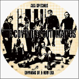 COVENTRY AUTOMATICS AKA THE SPECIALS, dawning of a new area cover