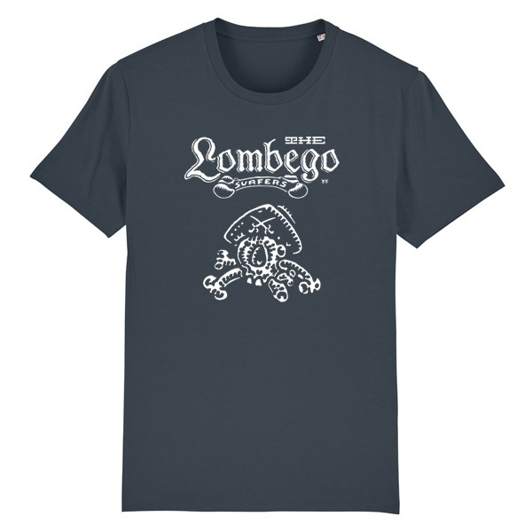 LOMBEGO SURFERS, pirate (boy), india ink grey cover