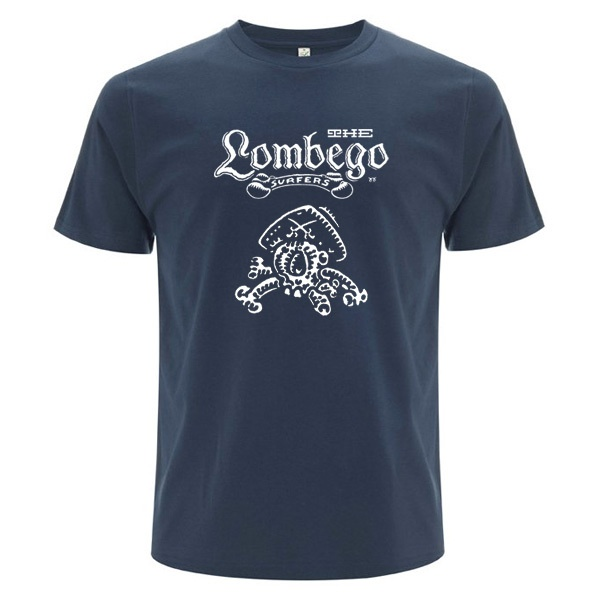 LOMBEGO SURFERS, pirate (boy), denim blue cover