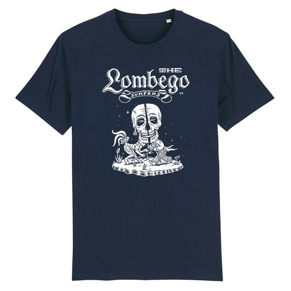 LOMBEGO SURFERS, pagan thrills (boy), navy cover