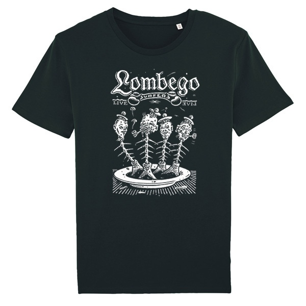 LOMBEGO SURFERS, fishsoup (boy), black cover