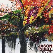 JASON ISBELL AND THE 400 UNIT, s/t cover