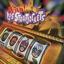 LOS STRAITJACKETS, viva! cover